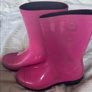 Kids Ugg Rain boots size 2